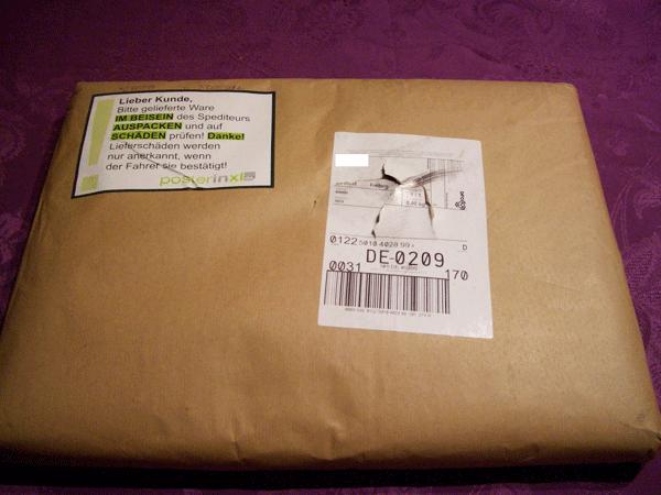 posterinxl Paket