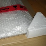 leinwanddruck.de Verpackung