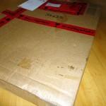 leinwanddruck.de Verpackungskarton