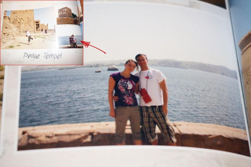 Fambooks Qualität des Drucks bei kleinen Bildern
