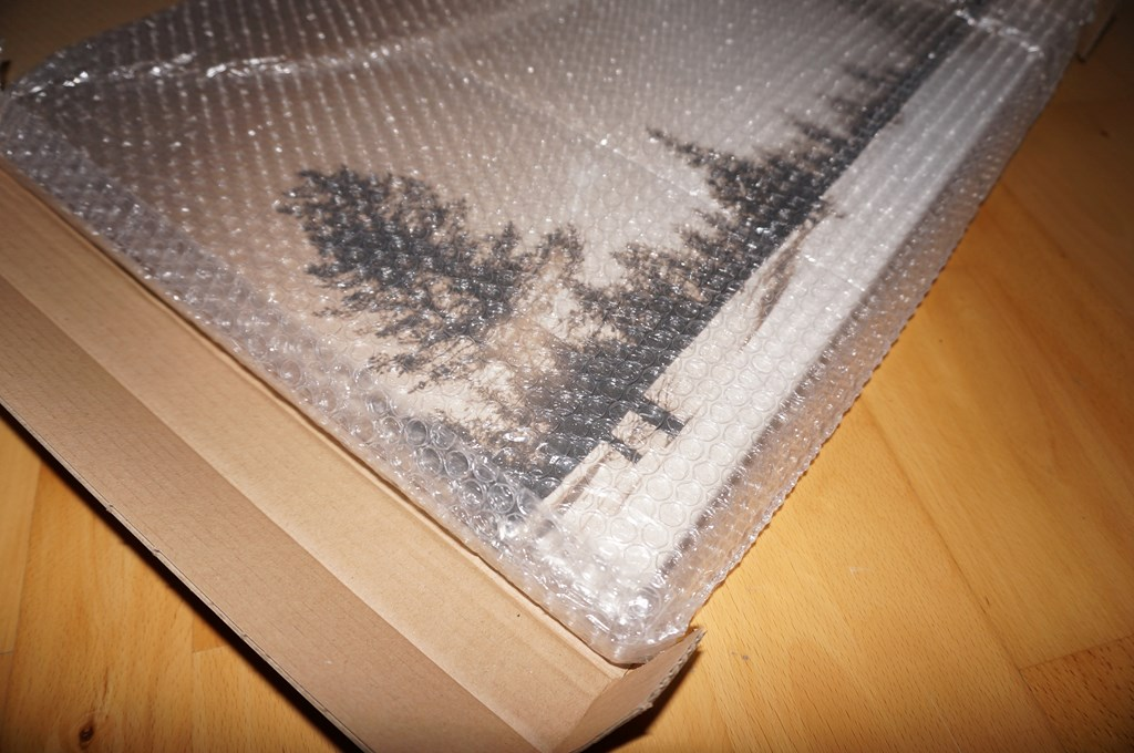 HalloLeinwand Verpackung Fotoleinwand
