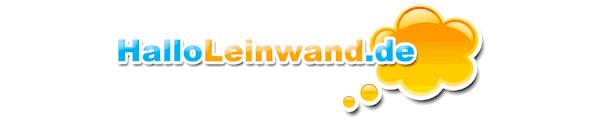 Logo HalloLeinwand