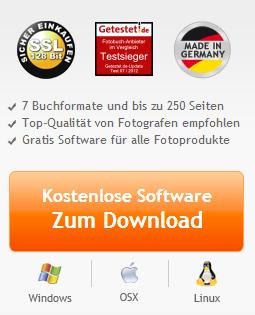 myphotobook.de - Download Fotobuchsoftware