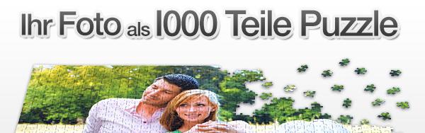 Fotopuzzle 1000 Teile