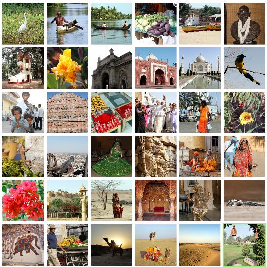 fotopuzzle.de - Fotomemo Indien